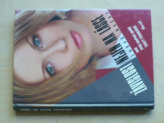 Nečas - Závislost nejen na lásce aneb Příliš otevřená zpověď Terezy Pergnerové (2003)