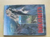 Dolomity - Putování kouzelným krajem, jeho historií i současností (2002)