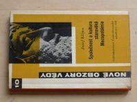 Klíma - Společnost a kultura starověké Mezopotámie (1962)