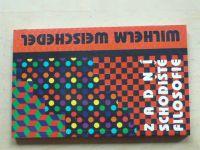 Weischedel - Zadní schodiště filosofie (1992)