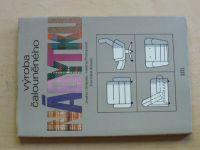 Drápela - Výroba čalouněného nábytku (1987)