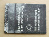 František Kafka - Nový židovský hřbitov (1991) česky, německy, anglicky, francouzsky