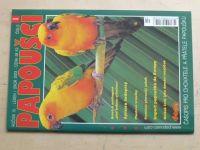 Papoušci 1-6 (2003) ročník III. (chybí číslo 6, 5 čísel)