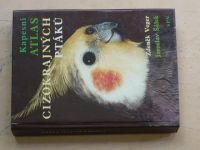 Veger, Šálek - Kapesní atlas cizokrajných ptáků (1973)