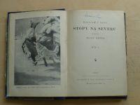 Long - Stopy na Severu (1925) Díl I.II, London - Volání divočiny (1926)