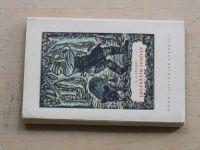 Lěskov - Loupežník Selivan (1948) dřevoryty Florian 64/500