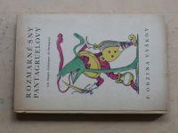 Rozmarné sny Pantagruelovy (Obzina Vyškov 1931)