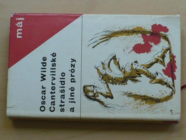 Oscar Wilde - Cantervillské strašídlo a j.prózy (1965)