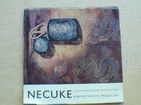 NECUKE - Výstava drobného japonského umění - Náprstkovo muzeum (1962)