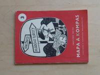 Smlsal - Mapa a kompas - Knižnice mladého turisty 3  (1960)