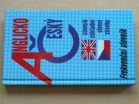 Nováková - Anglicko český slovník základní slovní zásoby (1992)