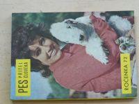 Pes přítel člověka - Ročenka 72 (1972)