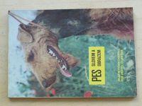 Pes slovenm a obrazem (1973) Zvláštní vydání čas. Pes přítel člověka