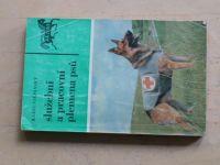 Štěpánský - Služební a pracovní plemena psů (1974)