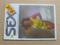Sex box - Měsíčník humoru o ženách a mužích (1990)