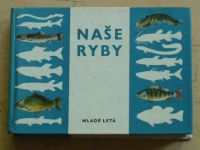 Holčík, Klimáček - Naše ryby (1973) Atlásky, slovensky