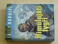 Rudolph - Himálajští tygři (1958) Boj o střechu světa, il. Burian