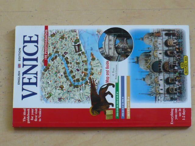 Venice - anglicky (Bonechi 2009) Benátky, průvodce