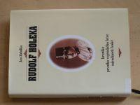 Zahálka - Rudolf Holeka - kronika prvního vojenského letce národnosti české (1997)