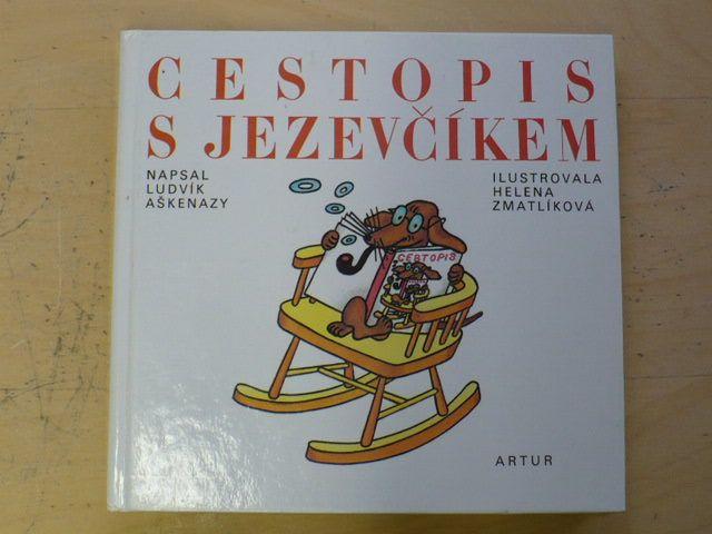 Aškenazy - Cestopis s jezevčíkem (1992)