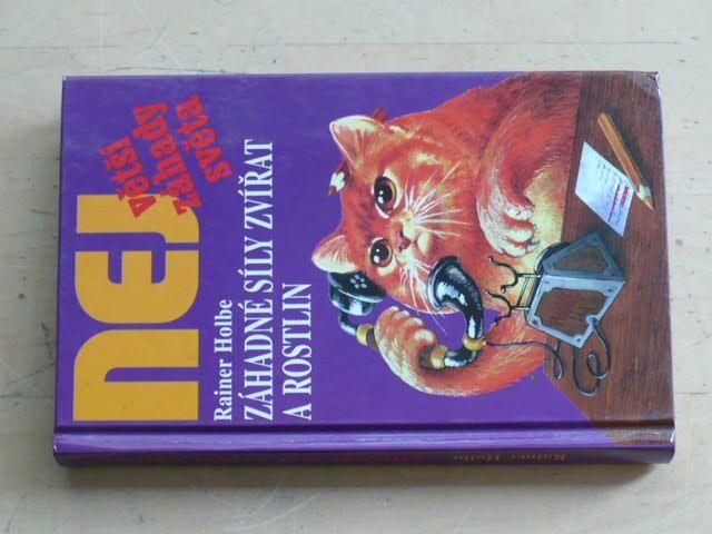 Holbe - Největší záhady světa - Záhadné síly zvířat a rostlin (1999)