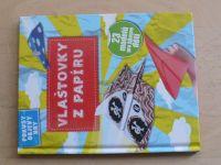 Vlaštovky z papíru - 23 modelů pro šikovné děti (2014)
