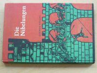 Die Nibelungen (1966) německy, Nibelungové