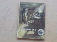 Pásek - Případ B-7 (1955) Knihovna vojenských příběhů 35
