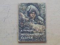Privalov - Nezranitelný člověk (1956) Knižnice vojenských příběhů 46