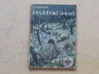 Rževská - Zvláštní úkol (1955) Knižnice vojenských příběhů 34