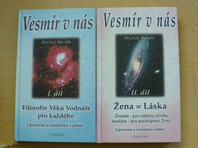 Burda - Vesmír v nás I.,II.,III.