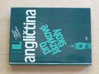 Angličtina pro jazykové školy II. (1986)