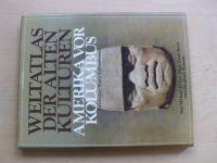 Coe, Snow, Benson - Weltatlas der alten Kulturen - Amerika vor Kolumbus (1989)