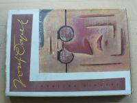 Pečírka - Josef Čapek (1961)  monografie