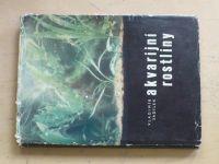 Sadílek - Akvarijní rostliny (1965)