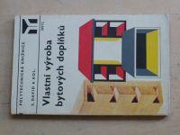David - Vlastní výroba bytových doplňků (1976)