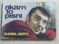 Gott - Říkám to písní (1968)