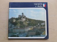Holeša - Trenčín a okolie (1987) slovensky