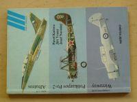 Kučera, Vraný, Novotný - Albatros - Polikarpov Po-2, Wirraway (1988)