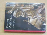Ondřej Zahner 1709 - 1752