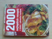 Frolíková - 2000 nejlepších receptů z české i zahraniční kuchyně (2001)