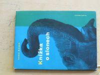 Hans Bauer - Knížka o slonech (1961)