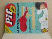 Pif Gadget 268, 275, 279, 293, 294, 297, 314 (1974) francouzsky