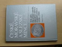 Šimek - České, moravské a slezské mince - Tolary, pražské groše, drobné mince Ferdinanda I.1526-1564