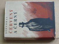Stendhal - Červený a černý - Kronika devatenáctého století (1950)