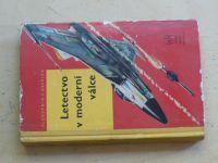 pluk. Kaválek - Letectvo v moderní válce (1959)
