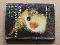 Veger, Šálek - Kapesní atlas cizokrajných ptáků (1976)