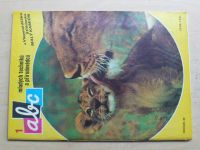 ABC 1-24 (1989-90) ročník XXXIV. (chybí čísla 6, 9, 13, 15-16, 19, 23, 17 čísel)