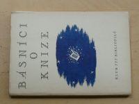 Básníci o knize (1942) 777 bibliofilů, dřevoryty Kobliha