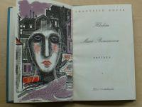 Kožík - Hledám Marii Romanovou (úpr. a kresby O. Mrkvička) 777 bibliofilů, podpis Kožík